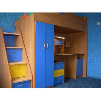 Детская мебель на заказ №35