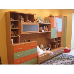 Детская мебель на заказ №36