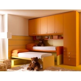 Детская мебель на заказ №42
