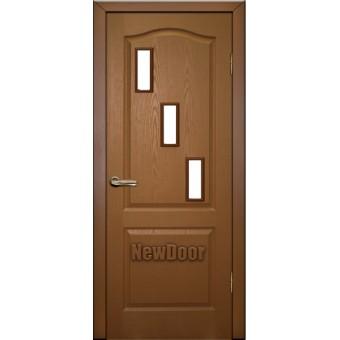 Дверь межкомнатная МДФ крашеная №10