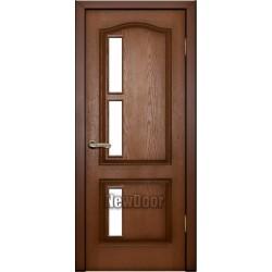 Дверь межкомнатная МДФ патина №11