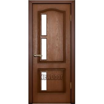 Дверь межкомнатная МДФ крашеная №11