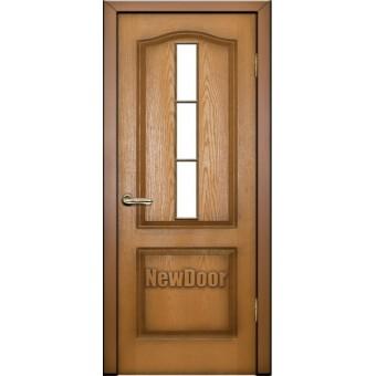 Дверь межкомнатная МДФ крашеная №12