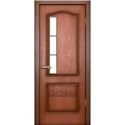 Дверь межкомнатная МДФ тонированная №13