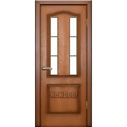 Дверь межкомнатная МДФ тонированная №14