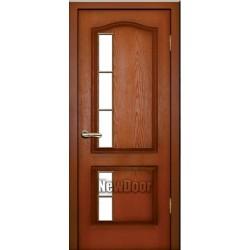 Дверь межкомнатная МДФ тонированная №15