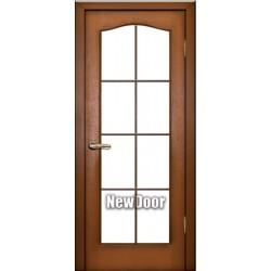 Дверь межкомнатная МДФ тонированная №16