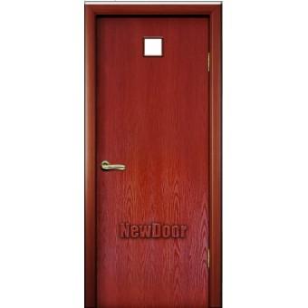 Дверь межкомнатная МДФ крашеная №19