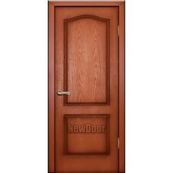 Дверь межкомнатная МДФ тонированная №1