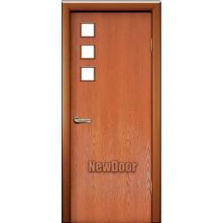Дверь межкомнатная МДФ тонированная №20