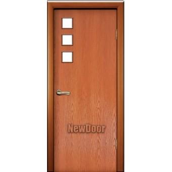 Дверь межкомнатная МДФ крашеная №20
