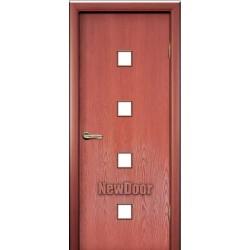 Дверь межкомнатная МДФ патина №22