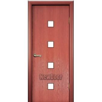 Дверь межкомнатная МДФ крашеная №22