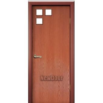 Дверь межкомнатная МДФ тонированная №23
