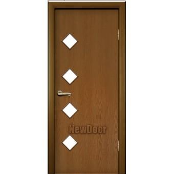 Дверь межкомнатная МДФ патина №25