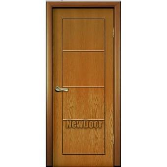 Дверь межкомнатная МДФ тонированная №27