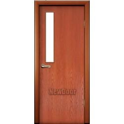 Дверь межкомнатная МДФ тонированная №28