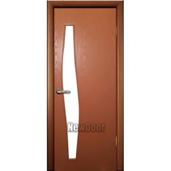 Дверь межкомнатная МДФ тонированная №29
