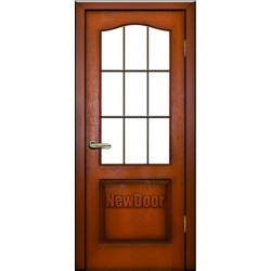 Дверь межкомнатная МДФ тонированная №3