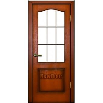 Дверь межкомнатная МДФ крашеная №3