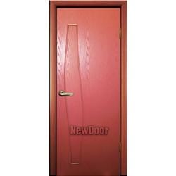 Дверь межкомнатная МДФ тонированная №30