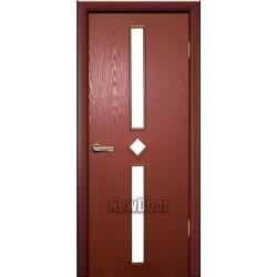 Дверь межкомнатная МДФ тонированная №31