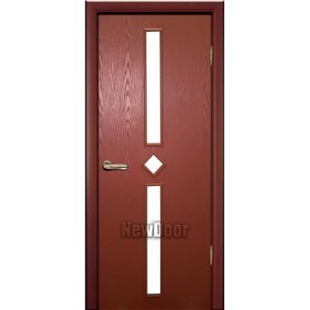 Дверь межкомнатная МДФ крашеная №31