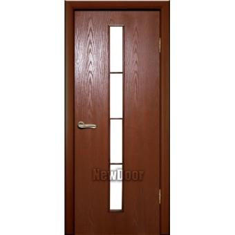 Дверь межкомнатная МДФ крашеная №32
