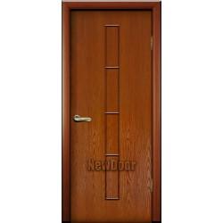 Дверь межкомнатная МДФ тонированная №33