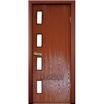 Дверь межкомнатная МДФ тонированная №34