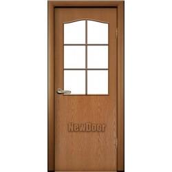 Дверь межкомнатная МДФ патина №36