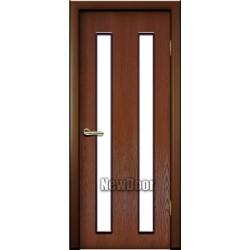 Дверь межкомнатная МДФ тонированная №38