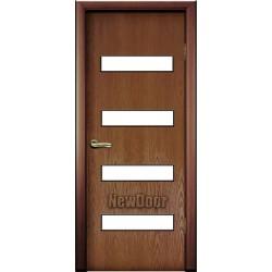 Дверь межкомнатная МДФ патина  №41