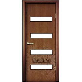 Дверь межкомнатная МДФ крашеная №41