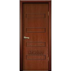 Дверь межкомнатная МДФ крашеная №42