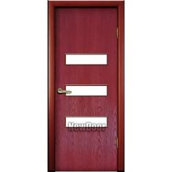 Дверь межкомнатная МДФ тонированная №43