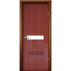 Дверь межкомнатная МДФ тонированная №45
