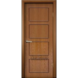 Дверь межкомнатная МДФ тонированная №48