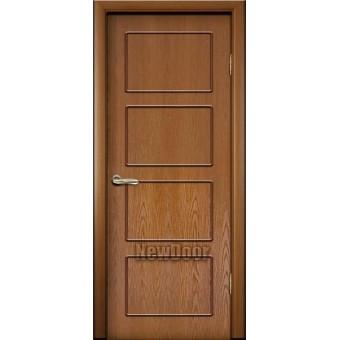 Дверь межкомнатная МДФ крашеная №48