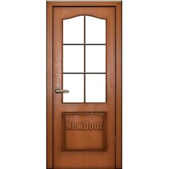 Дверь межкомнатная МДФ крашеная №4