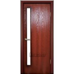 Дверь межкомнатная МДФ крашеная №51