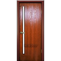 Дверь межкомнатная МДФ тонированная №52