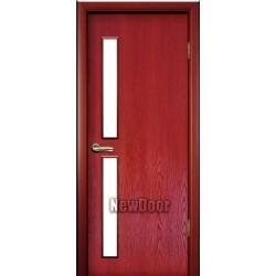 Дверь межкомнатная МДФ тонированная  №54