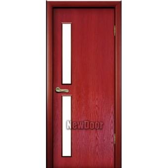 Дверь межкомнатная МДФ патина  №54