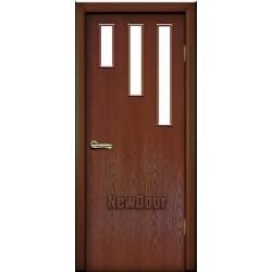 Дверь межкомнатная МДФ крашеная №55