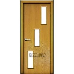 Дверь межкомнатная МДФ патина  №56