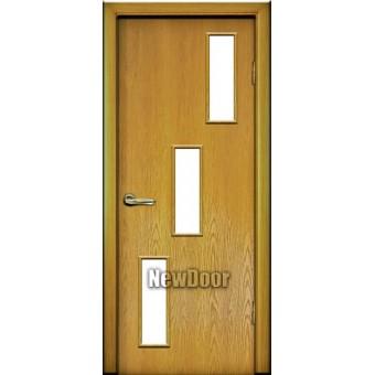 Дверь межкомнатная МДФ тонированная №56