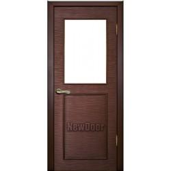 Дверь межкомнатная МДФ крашеная №57