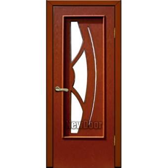 Дверь межкомнатная МДФ тонированная  №58