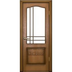 Дверь межкомнатная МДФ крашеная №5